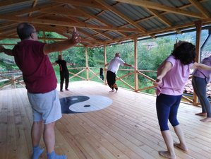 7 Day Unique Mountain Retreat: Meditate and Practice Qigong in Bimenes, Asturias