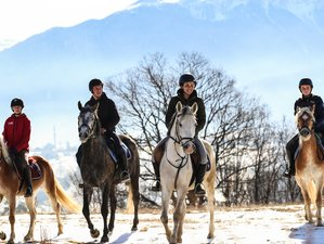8 Day Unique Trail Riding Experience in the Sarajevo Olympic Mountains, Bosnia and Herzegovina