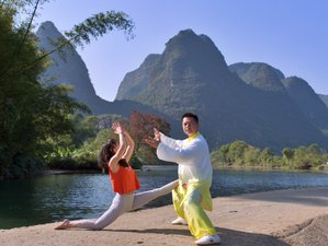8 Weeks Full Immersion Taichi Course in Yangshuo