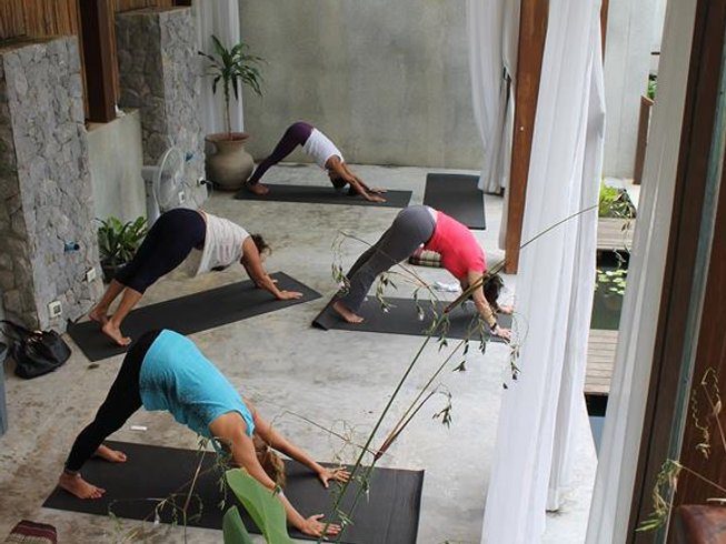 8 Days Inner Beauty Detox Yoga Retreat in Thailand