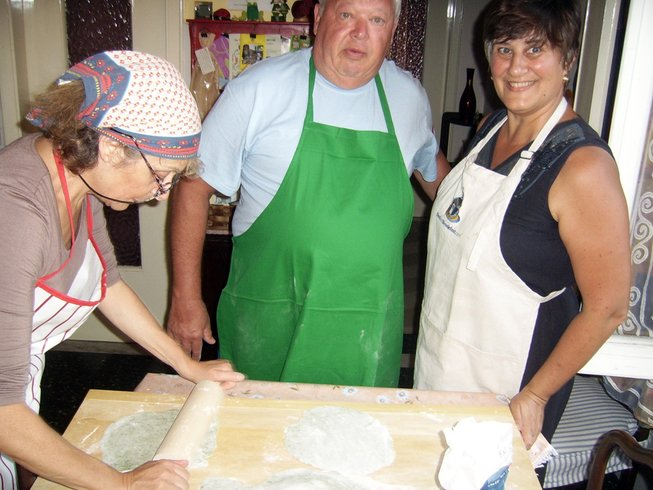 6 Days Traditional Cooking Vacation in Liguria, Italy