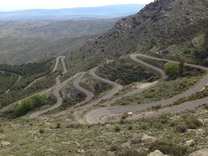4 Days Andalucian Desert Motorcycle Tour in Andalusia, Spain