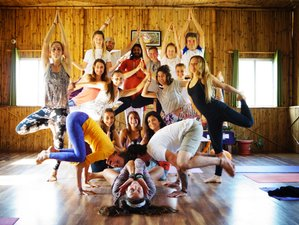30 Day 300-Hour All in One Super Power Vinyasa and Hatha Yoga Teacher Training in Rishikesh