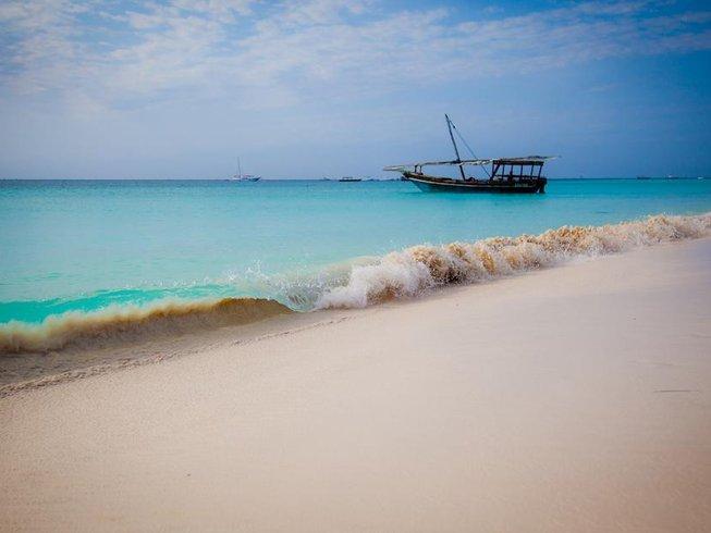 8 Tage Yoga und Tauch Urlaub in Sansibar, Tansania