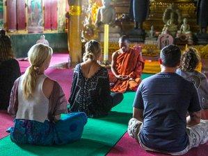5 Days Yoga, Bokator, Nia, Wellness, and Detox Luxury Retreat in Siem Reap, Cambodia