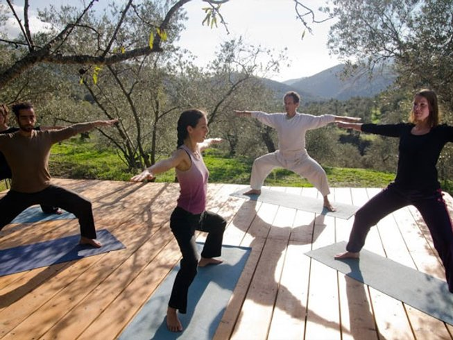 4 Days Personalized Yoga Retreat in Spain