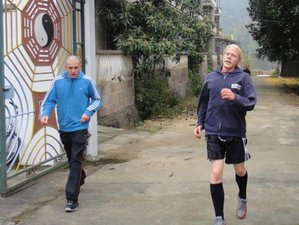 3 Month Weight Loss & Kung Fu Training in Dali, Yunnan