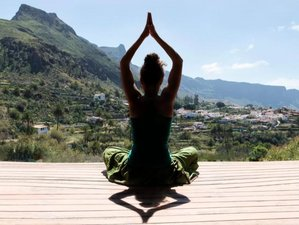 6 Day Healing Retreat with Yoga, Spanish Lessons, and Chakra Dancing Workshops in Gran Canaria