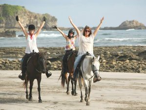8 Days Horseback Riding & Yoga Retreat Costa Rica