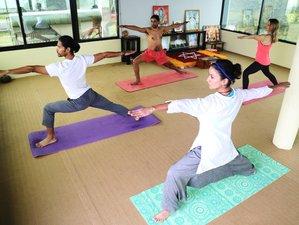 31 jours-200h de formation de professeur de yoga tantra au Népal