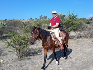 2 Day Private Overnight Camping Holiday in San Miguel de Allende, Guanajuato