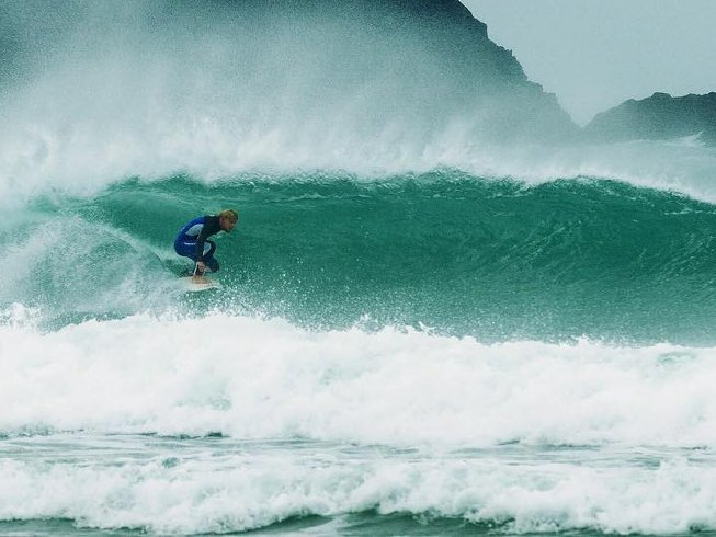 3 Days Surf Camp in Cornwall, England