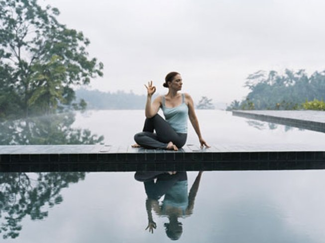 One Week Yoga Retreat with Linda Madani in Bali