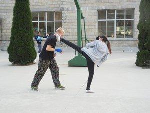 3 Years Authentic Kung Fu Training in Yantai, China