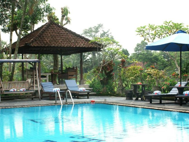 4 Days Honeymooner Yoga Retreat in Indonesia