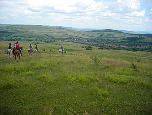 8 Days Transylvania Trail Horseriding Holiday in Central Romania