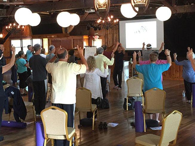 4 Days Flying Phoenix Qigong Training in Massachusetts, USA