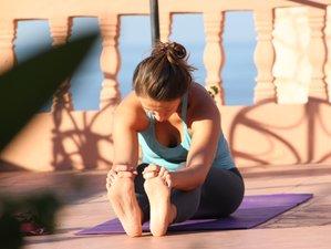 8 días de retiro de yoga en Tamraght, Marruecos