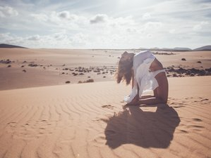 6 Days Chillout Yoga Holiday in Fuerteventura, Spain