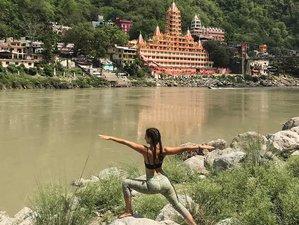 7 Day Self Awareness Yoga Retreat in Rishikesh