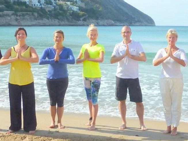 7 Days Detox and Yoga Retreat in Spain