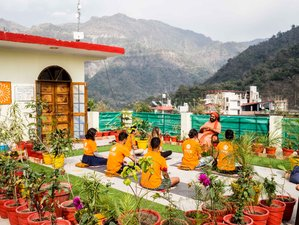 7 Day Alignment and Adjustment Workshop and Ashtanga Yoga Retreat in Rishikesh