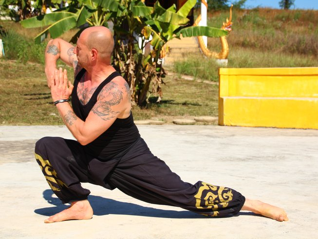 1 Week Authentic Kung Fu Retreat in Thailand