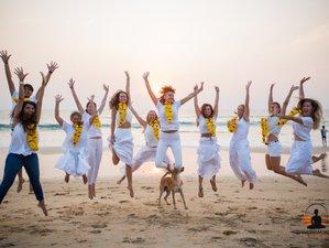25 Day 200-Hour Multi-Style Yoga Teacher Training in Goa