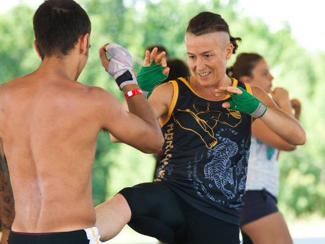 7 Days Dynamic Muay Thai Instructor Training in Italy