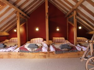 3 Day Lush Eco-Farm Stay Meditation and Yoga Holiday England