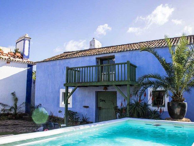 5 Days Midsummer Yoga & Surf Retreat in Ericeira, Portugal
