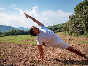 2 jours en week-end de yoga, anatomie et pratique corporelle à Dieulefit, Drôme