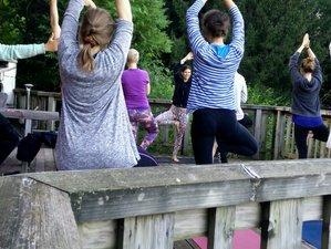 14 Tage Vinyasa und Yin Yoga Urlaub in Saint-Amarin, Frankreich