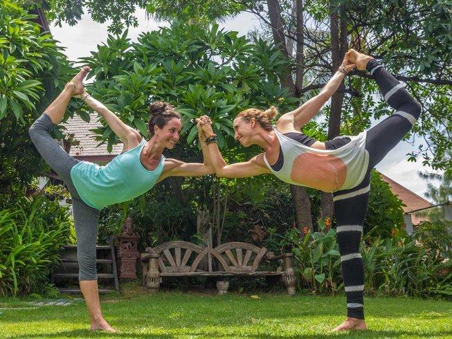 24-Daagse 200-urige Yoga Docentenopleiding in Koh Samui, Thailand