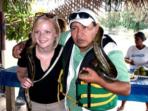 4 Day Life-changing City Tours, Jungle Tour, Culture and Wildlife Tour in Colombia and Brazil