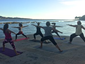 5 Days Escape Surf and Yoga Retreat in Porto, Portugal