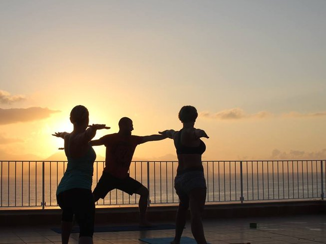 8 Tage Wein und Yoga Retreat auf Sizilien, Italien