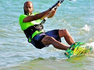 7 Days Amazing Kite Surf Camp in Lefkadi, Greece