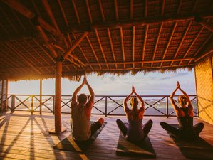 7-Daagse Ontsnapping Yoga Retraite in Bali, Indonesië