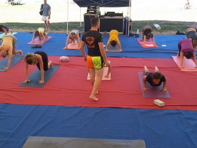 4 Days Bliss Beat MMA and Yoga Festival in Italy