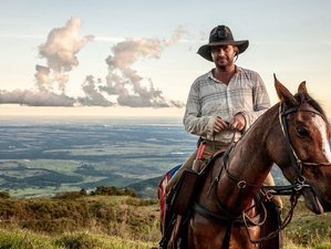 8 Day Casanare Ride: the Old Cattle Road of Almeydas Horse Riding Holiday in Colombia