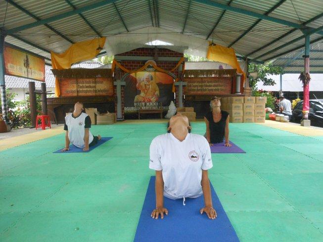 8 Days Balinese Style Meditation and Yoga Teacher Training in Tabanan, Bali
