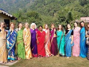 8 jours de yoga en pension complète en pleine nature à Rishikesh, Inde