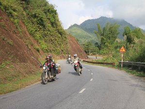 6 Days Guided Northwest Vietnam Motorcycle Tour