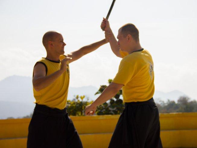 30 Days Kung Fu Retreat in Pai, Thailand