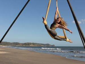 7 Days 30-Hour Aerial Yoga Teacher Training in Popoyo, Nicaragua