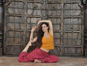 8 Tage Thai Yoga Massage Kurs in Goa, Indien