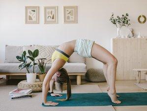 7 Day Online Yoga and Meditation Retreat