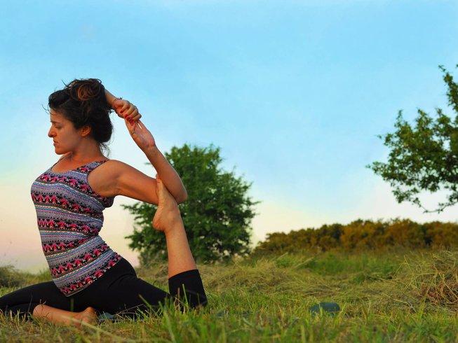 8 Days Healing Power of Nature Yoga Retreat Turkey