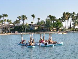 3 Day SUP Yoga Teacher Training in Mallorca island, Spain